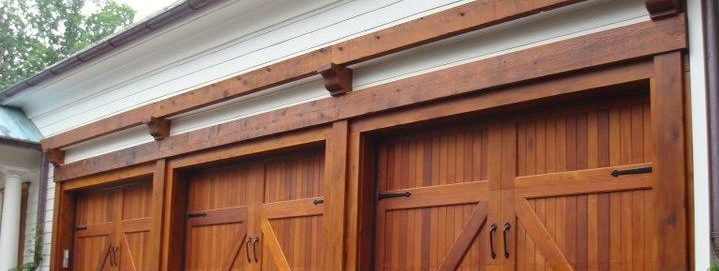 garage door trim