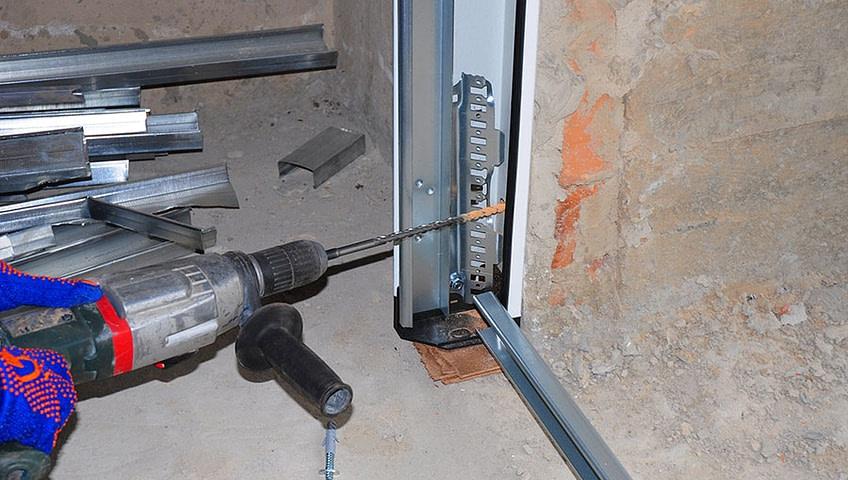 Garage Door Sensor Replacement