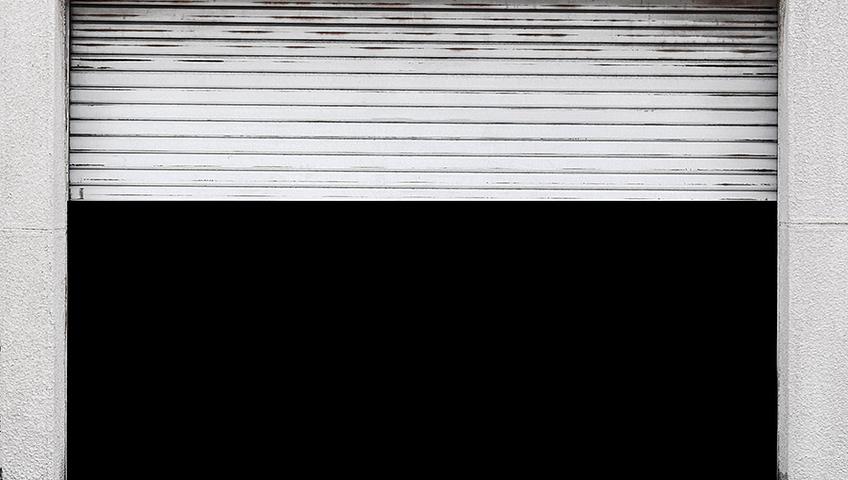 Warped garage doors