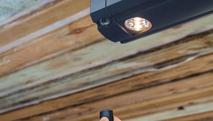 Garage door sensors